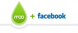 Vos Cartes de Visite Facebook avec Moo !