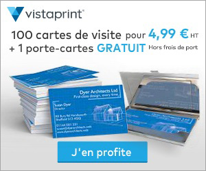 Tirage photo vistaprint